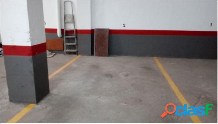 Se vende plaza de garaje en el centro de Massamagrell