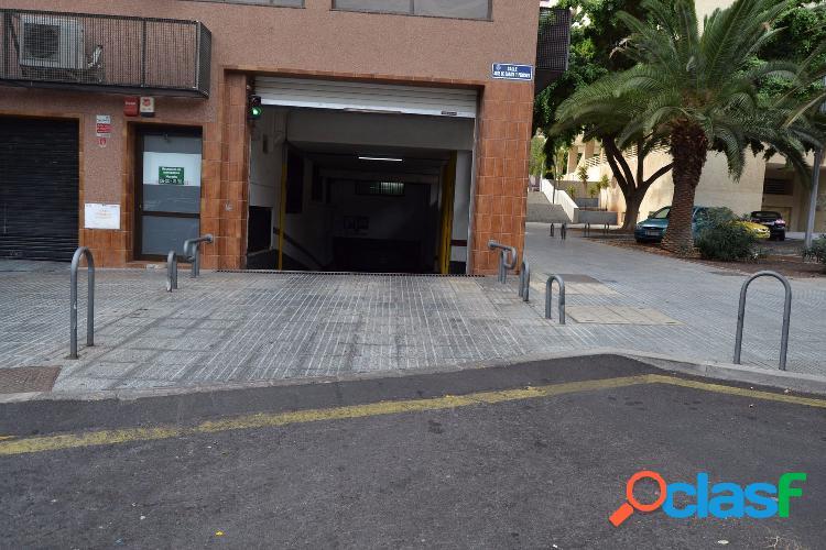 Se vende plaza de garaje en la calle Jose Zarate y Penichet,