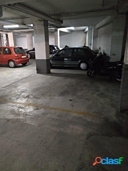 Se vende plaza de garaje y trastero muy cerca de la Plaza de