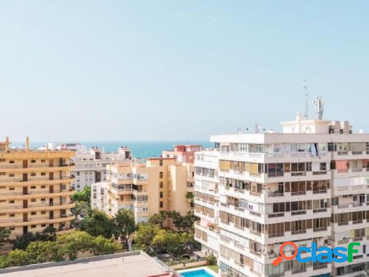 Se vende un piso en el centro de Marbella.