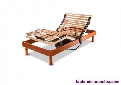 Se venden 2 camas articuladas con mando y colchon