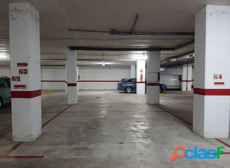 Se venden 3 plazas de garaje