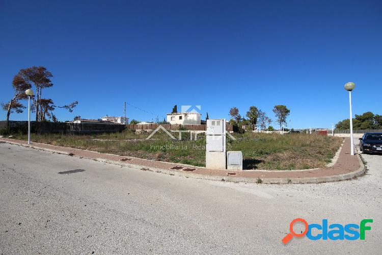 Se venden cuatro parcelas urbanas con vistas al mar cada una