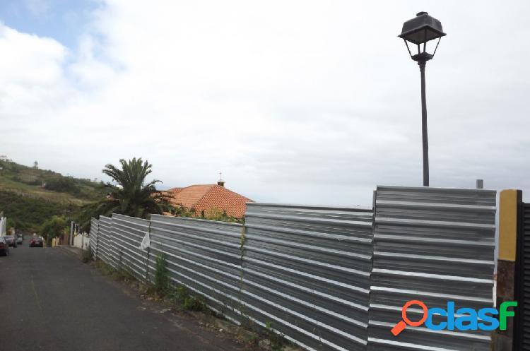 Solar Urbano en el Sauzal