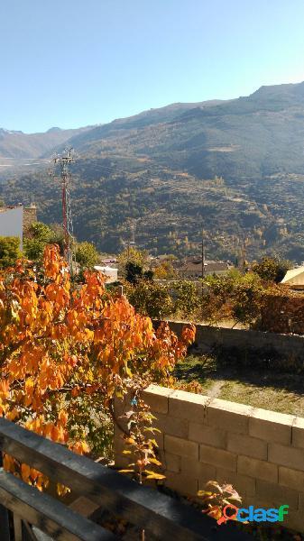 Solar urbanizable en Guejar Sierra. Barrio alto