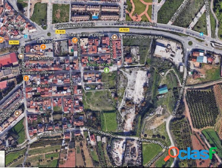 Suelo urbanizable en venta en Campanillas perteneciente al