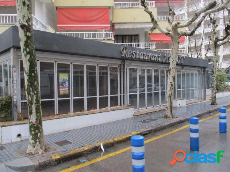 TRES LOCALES comerciales en zona Paseo Jaime I