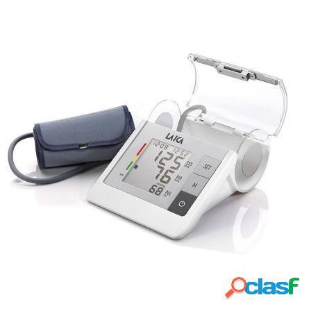 Tensiometro de brazo laica bm2605 blanco - pantalla lcd