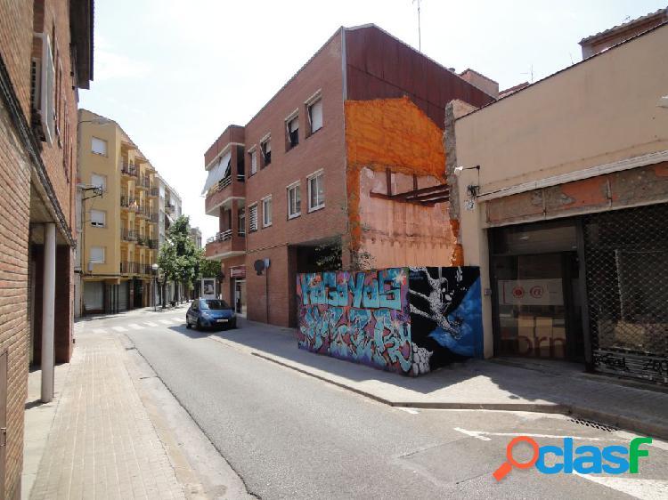 Terreno en el Centro de Sabadell con muchas
