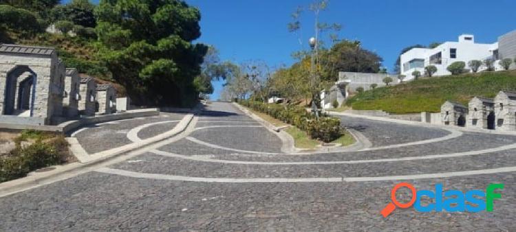 Terreno en venta en Carretera a El Salvador Vista al Valle