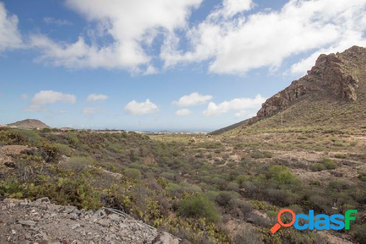 Terreno rustico urbanizable en Cabo Blanco