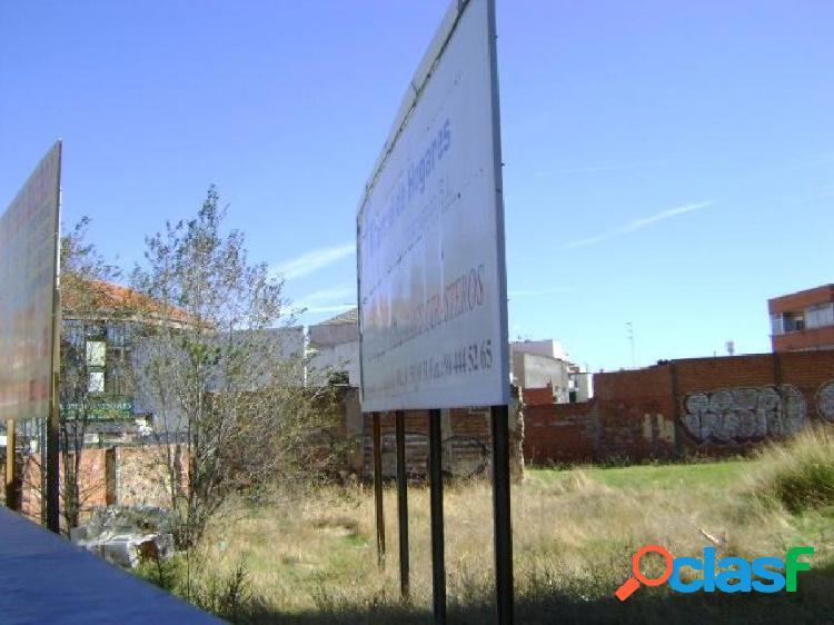 Terreno urbanizable a la venta en calle Arena, zona centro,