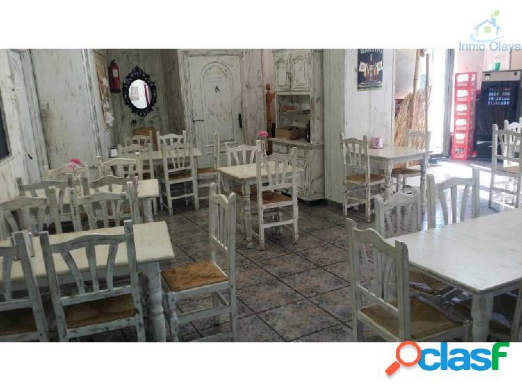 Traspaso Bar Restaurante esquinero en Sant Feliu