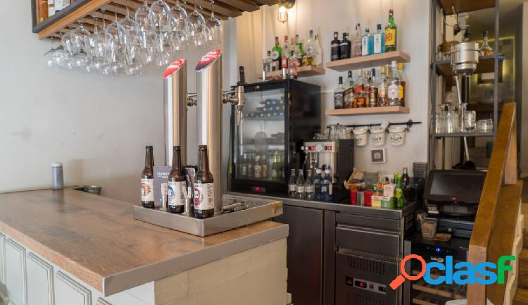 Traspaso de Local Comercial (Restaurante)