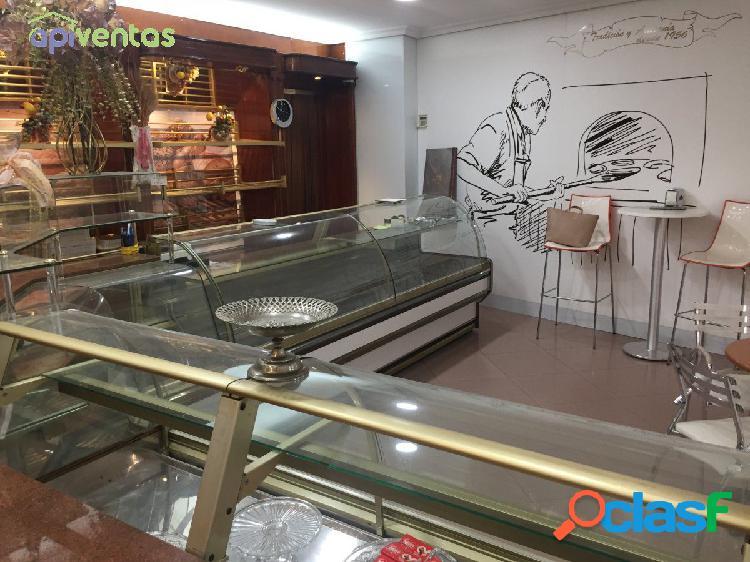Traspaso de industria de panadería con obrador y despacho