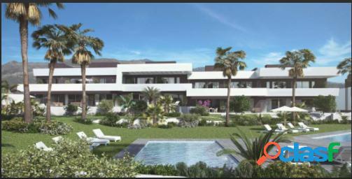 Un exclusivo proyecto moderno, situado en La Cala de Mijas