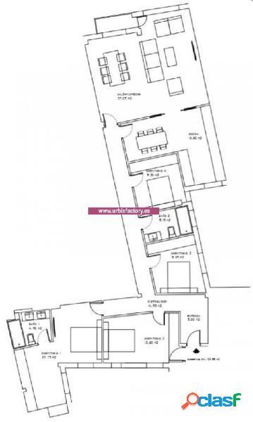 Urbis te ofrece un piso en el Centro.