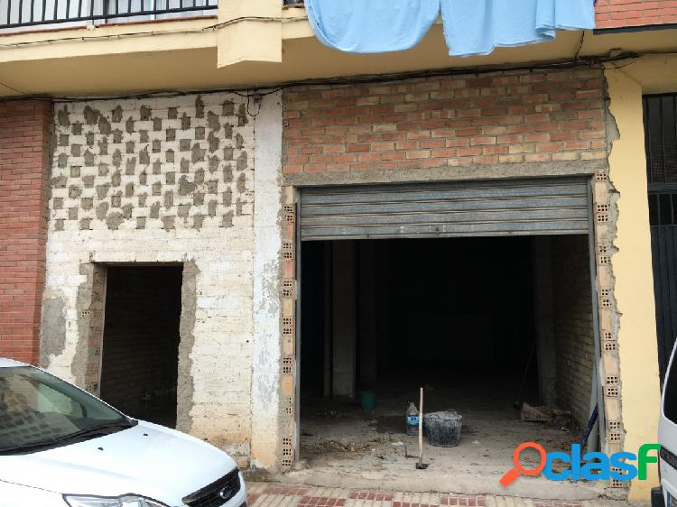 VENTA DE LOCAL COMERCIAL CON 128M2 DE SUPERFICIE Y UN