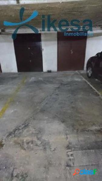 VENTA DE PLAZA DE PARKING Y TRASTERO ZONA ASDRUBAL