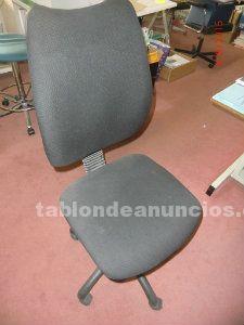 Vendo sillas giratorias de oficina