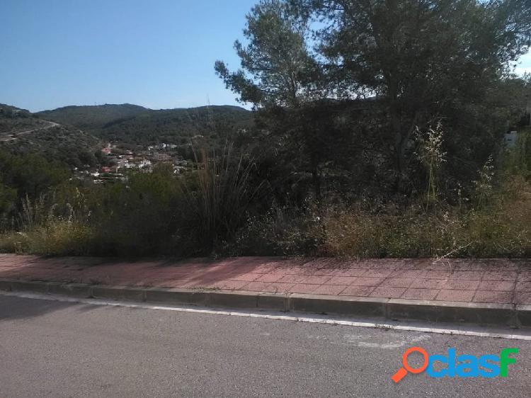 Venta de Parcela en Urbanización Mas Alba