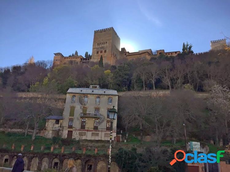 Venta de apartamento en Granada (Zona Paseo de los Tristes)