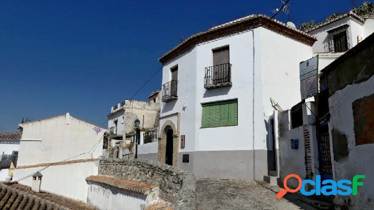 Venta de casa-cueva en Granada (Zona Sacromonte)