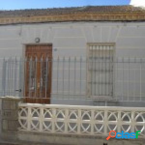 Venta de casa en planta baja, Los Urrutias, 3ª línea de
