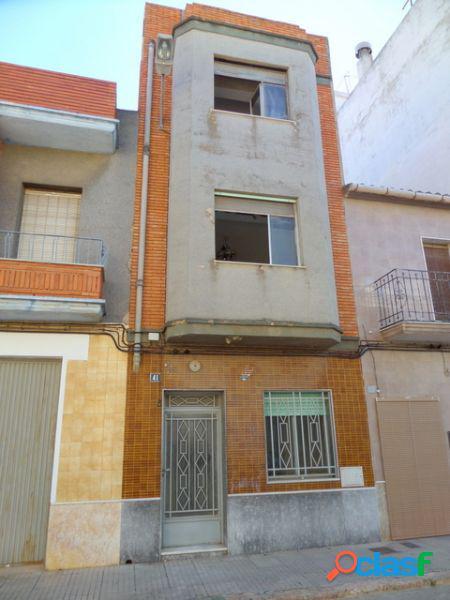Venta de casa independiente en Carlet (Valencia). Planta