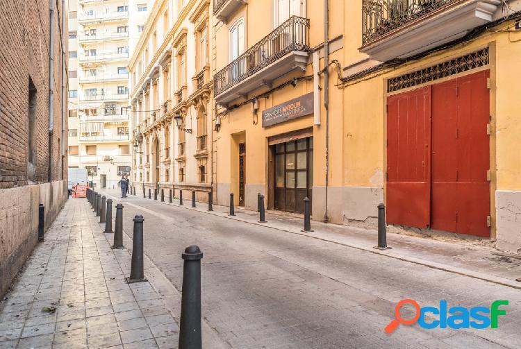 Venta de local para tu nuevo negocio en Valencia. Ciutat