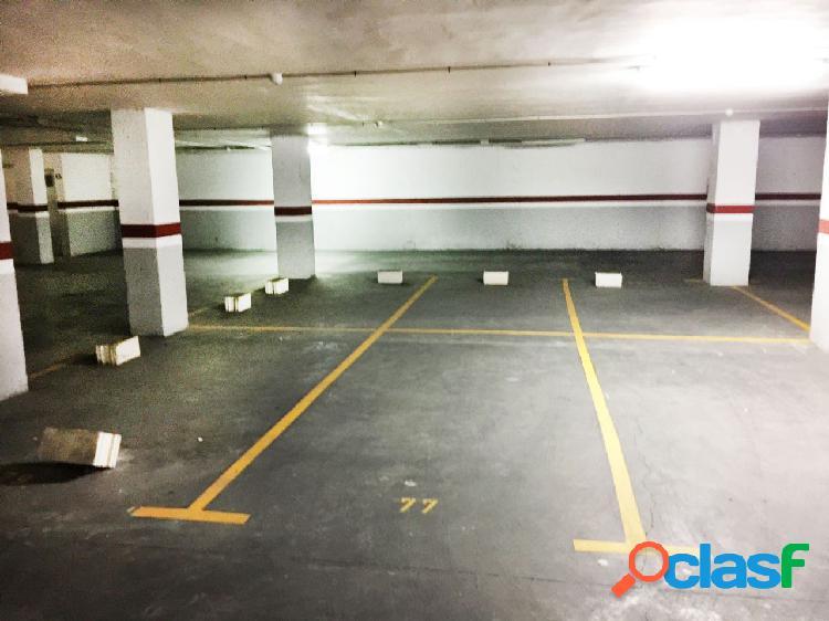 Venta de plazas de garaje, Calle Cronista Cerveró,