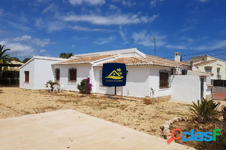 Villa Mediterránea en Javea a 5 min de la PLAYA ARENAL |