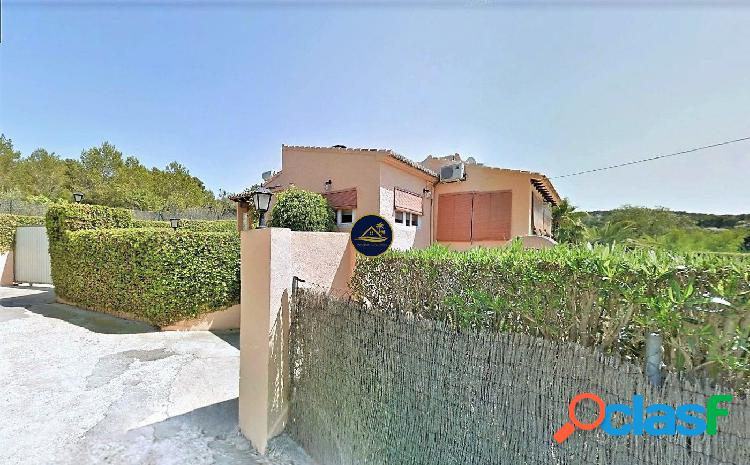 Villa Tradicional en Javea ? 4 dormitorios y 2 baños en CAP