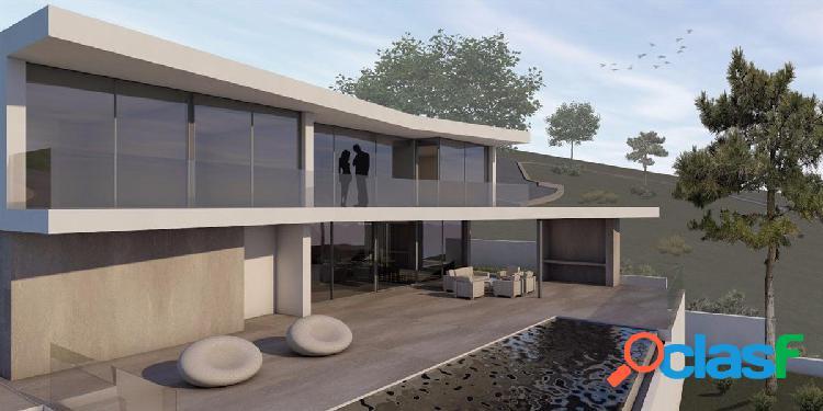 Villa Vanguardista en venta en El Tesoro – Moraira