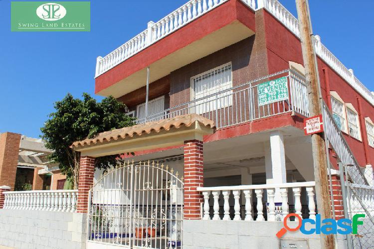 Villa con magnificas vistas al mar en Torre de la Horadada