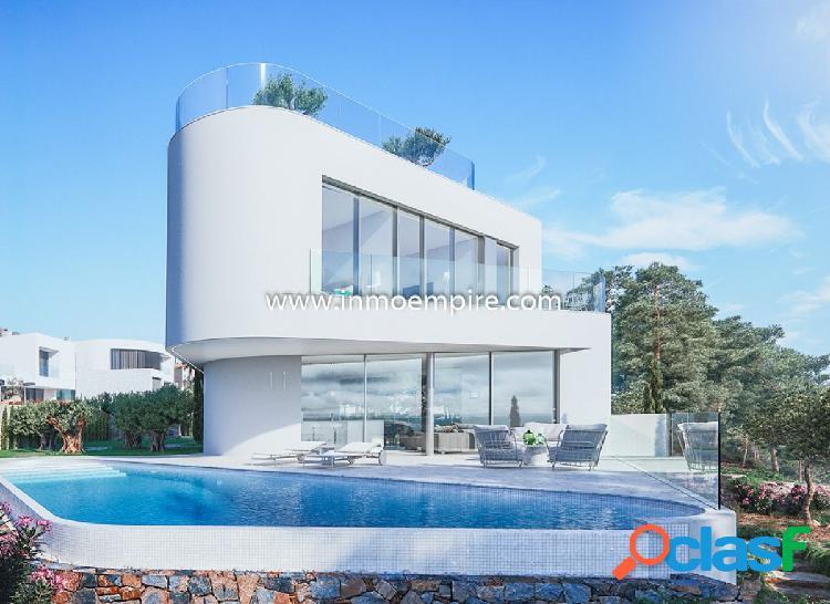 Villa de diseño exclusivo en Finestrat
