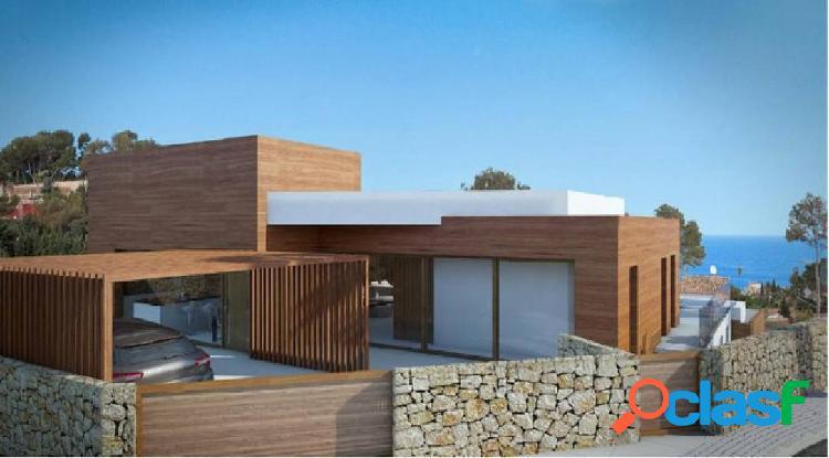 Villa de lujo en Denia en la zona residencial de San