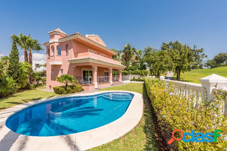 Villa de lujo en Guadalmina, San Pedro Alcántara