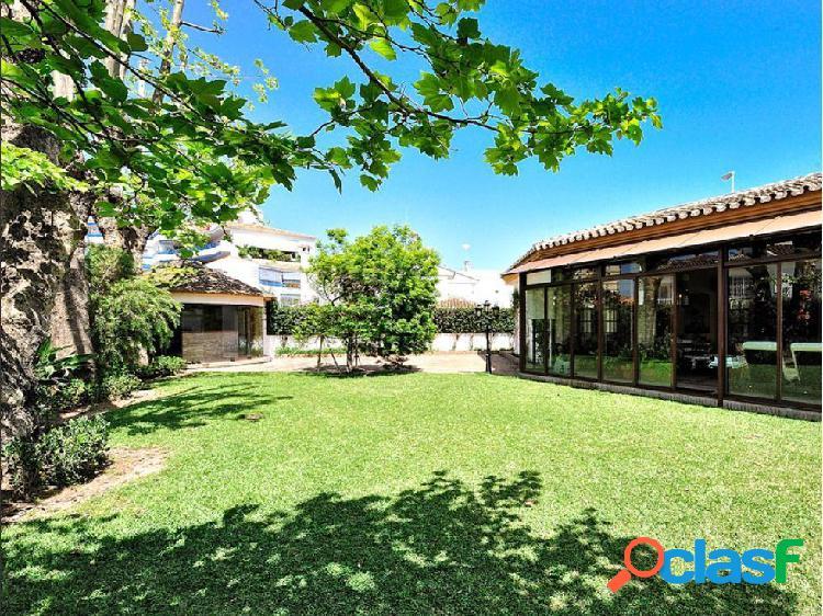 Villa de lujo en Pleno Centro de Fuengirola