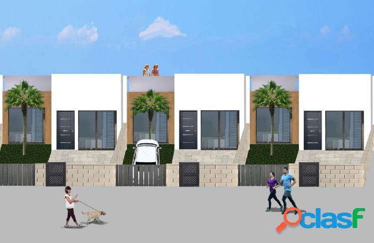 Villa de obra nueva desde 165.000€, residencial con villas