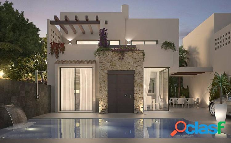 Villa en Ciudad Quesada (mod. Rosa).