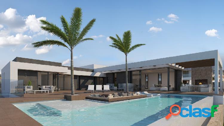 Villa moderna contemporánea con vistas al mar en Javea