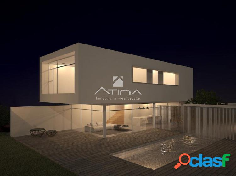 Villa moderna de nueva construcción en la zona de Tabaira,