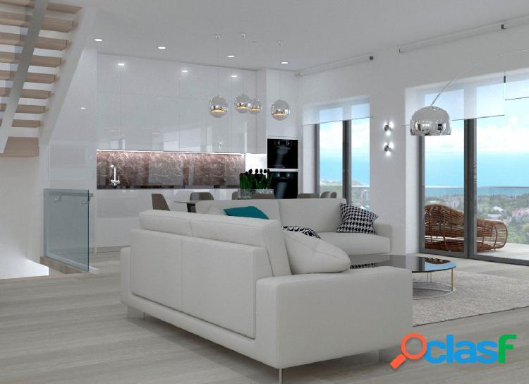 Villas en Finestrat con vistas espectaculares!!