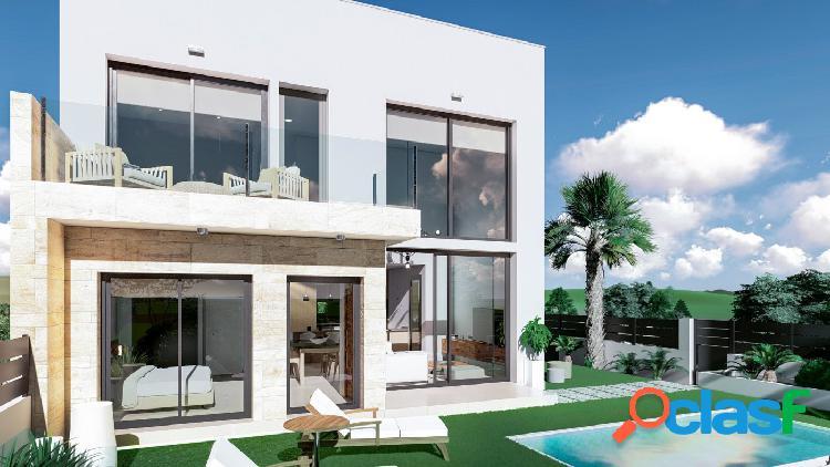 Villas independientes con piscina privada y los mejores