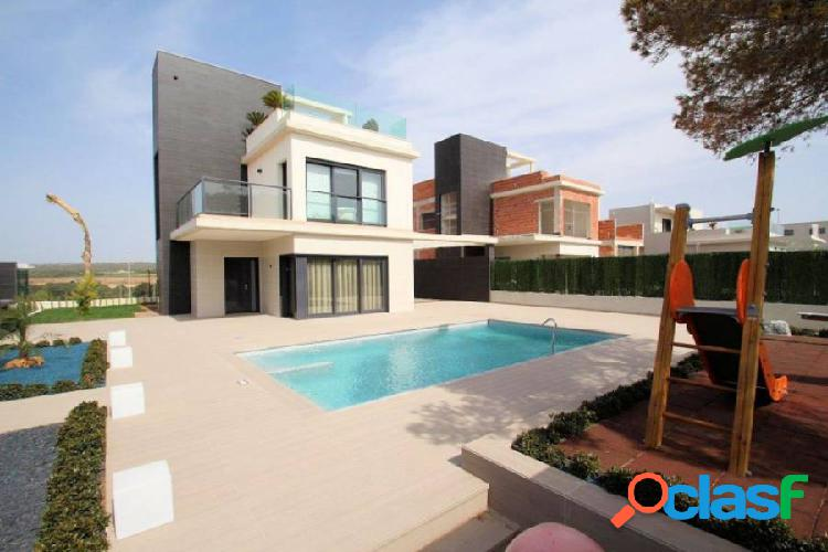 Villas modernas de lujo en San Miguel de Salinas