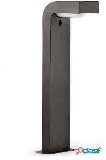 Wellindal Baliza Klamp Gris Oscuro 1Xe27 15W H66