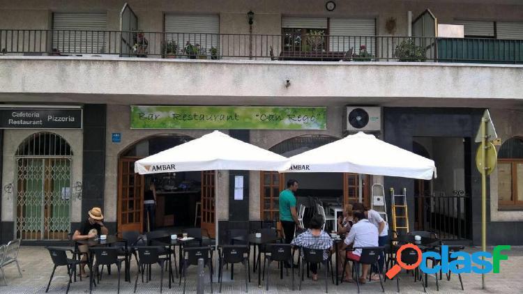 bar restaurante en traspaso en la playa de calafell