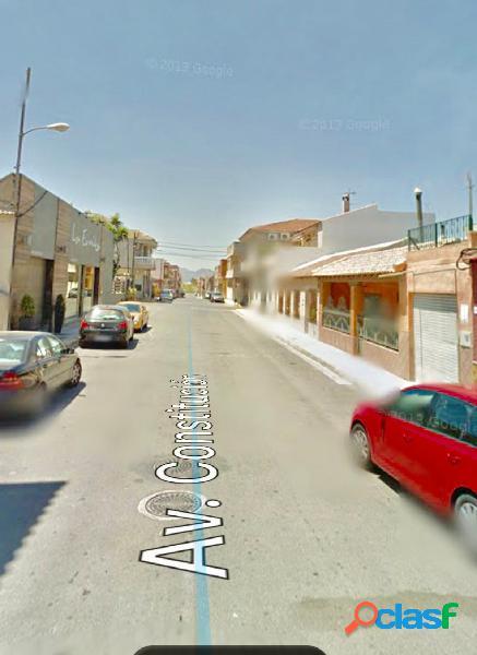 propiedad de Banco en Algorfa (Alicante), a pocos metros del