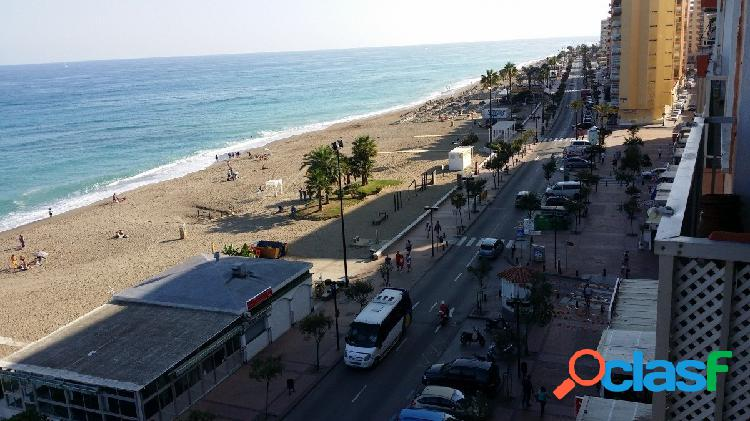 se vende estudio 1º linea de playa boliches.